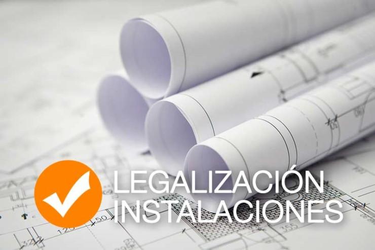 Legalización Instalaciones Alicante