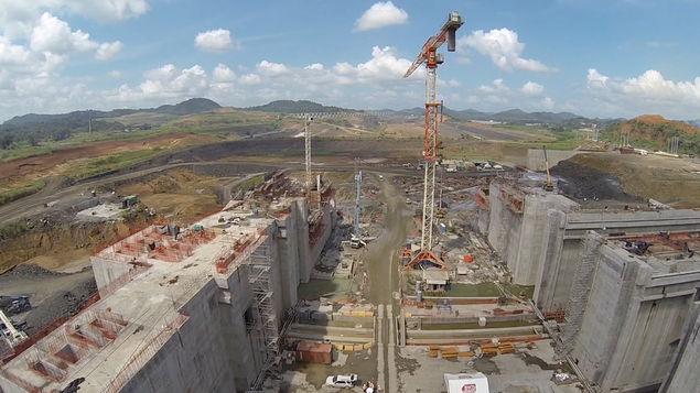 Obras-ampliacion-Canal-Panama