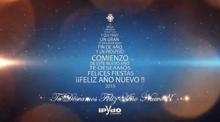 Felicitación de Año Nuevo