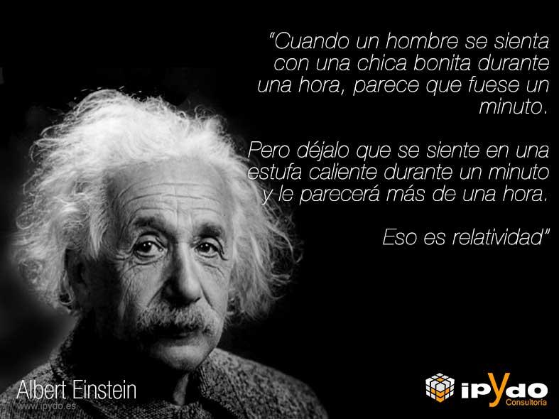 Albert Einstein - No todo ingeniería