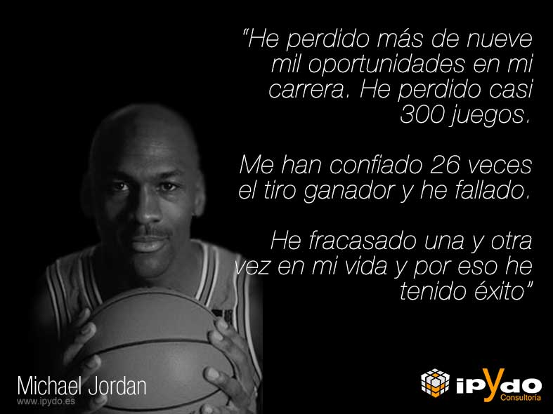 Michael Jordan - Emprendedor - Alicante