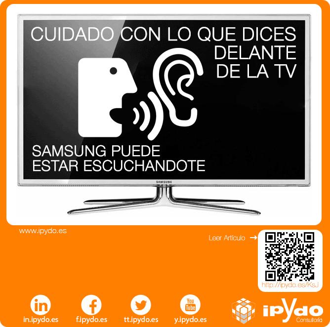 Smart TV Samsung Te Espía