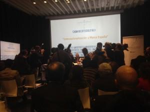 Foto de La Verdad - Margallo Alicante Open for Business Day Casa Mediterraneo