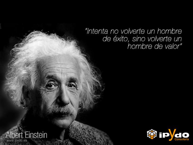 Albert Einstein por Consultoría ipYdo S.L.