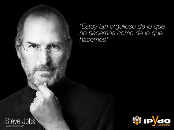Steve Jobs por Consultoría ipYdo S.L.