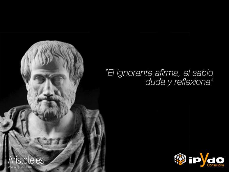 Aristoteles por Consultoría ipYdo S.L. Ingeniería - No todo Ingeniería