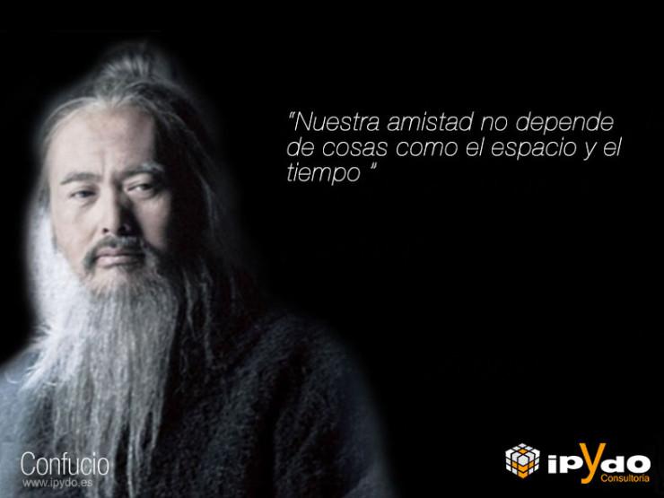 Confucio amistad por Consultoría ipYdo S.L. Ingeniería