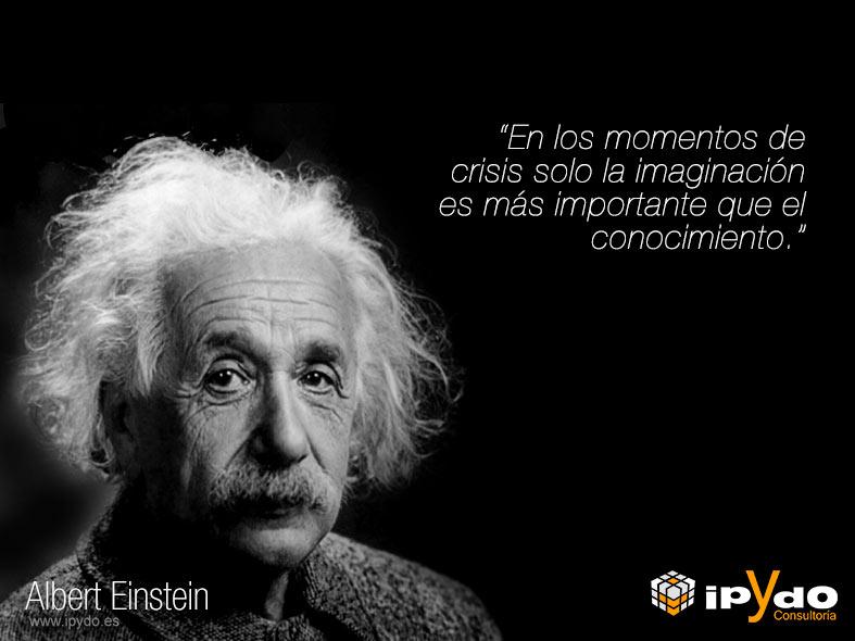 Frase Albert Einstein por Consultoría ipYdo S.L. Ingeniería