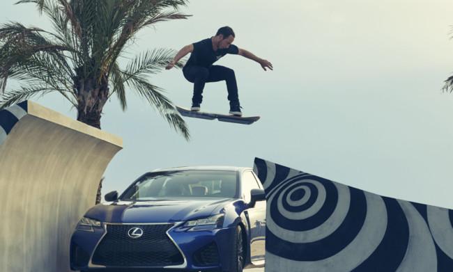 Lexus Hoverboard - Patín Volador Regreso al Futuro - Consultoría ipYdo ingeniería