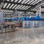 Fábrica PORCELANOSA - Equipamiento Última generación