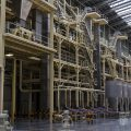 Fábrica PORCELANOSA - Silos Interiores