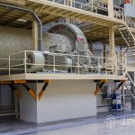 Fábrica PORCELANOSA - Motor Trituradora 997kW