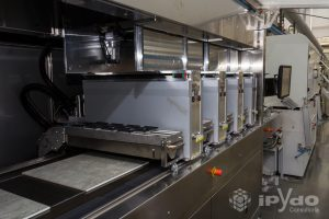 Fábrica PORCELANOSA - Impresora Digital Azulejos
