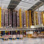 Fábrica PORCELANOSA - Robot Logística