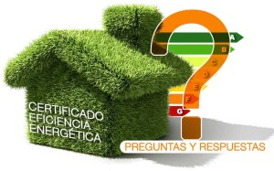 Dudas Certificado Eficiencia Energética